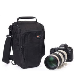 China  Toploader Zoom 55 AW Digital SLR Camera e Shoulder Bag Rain Cover Portable Waist Case Holster For cheap camera case for slr suppliers