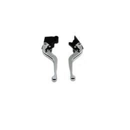 CnC lever honda online shopping - 2018 New Regular Short Aluminum CNC Brake Clutch Levers CNC Brake Levers For HONDA CBR600RR CBR1000RR FIREBLADE SP