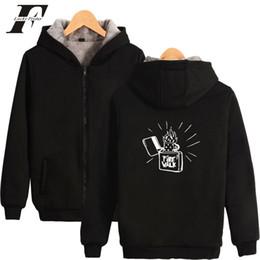 $enCountryForm.capitalKeyWord Australia - 2018 Life is strange Hoodies sweatshirts Fleece Zipper oversized Hoodies Sweatshirts hit hop Thicken moletom