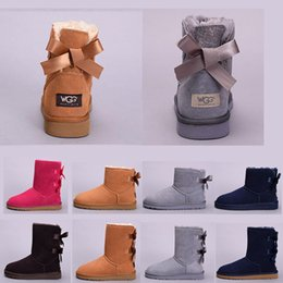 f630b6bdfd89 Inch blue shoes online shopping - New Women WGG Australia Classic snow Boots  Shoes Ankle Boots