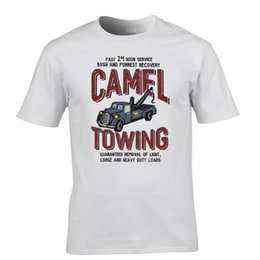212924ad5 Custom Shirts Online Camel Towing Vintage Mechanic Tow Truck Recovery Heavy  Load Men'S Casual O-Neck Short-Sleeve Tee Shirts