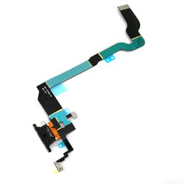 Chinese  OEM New Charging Charger Port USB Dock Connector Flex Cable Ribbon For iPhone X Replacement Parts manufacturers