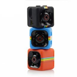 SQ11 Mini Cámara HD 1080P Cámara Juguetes DV Video Grabadora de voz Micro Cámaras Juguetes