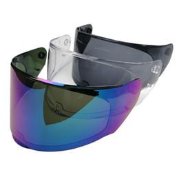 44b871e3 LS2 FF328 full face motorcycle helmet visor extra lens transparent rainbow  black replace lens for LS2 FF328 FF320 FF353 helmet