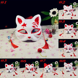 $enCountryForm.capitalKeyWord Australia - Sexy Cat Party Masks For Women Cat Masquerade Mask Cosplay Costume DIY Mask High Quality Cat face fox mask