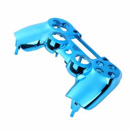 Ps4 shell housing online shopping - Replacement Housing Front Shell Case Cover Compatible for PlayStation PS4 Controller Colors High Quality