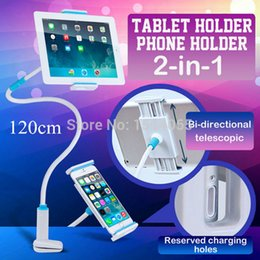 Wholesale Hot sale inch Rotation Tablet PC Stand Support Bed Table Sofa Lazy Tablet Mount for iPad Mini Holder