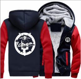 $enCountryForm.capitalKeyWord Australia - Elegant Zipper Jacket Vespa vintage motorcycle Logo Hoodies Winter Wool Keep Thickening warm Leisure Hoodies Velvet Unisex plush Sweatshirts