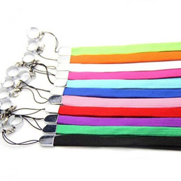 E Cig Chain Lanyards Australia - Professional EGO Lanyard E Cig With Chain ring pure cotton comfortable 5 Colors available DHL free