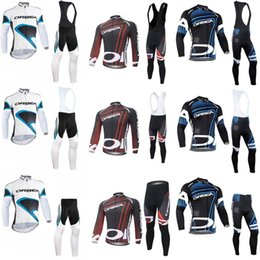 orbea bike cycling long 2019 - 2018 Team ORBEA cycling jersey long sleeves+bib pants sets tights bike clothing clothes Long sleeve cycling suits C0924