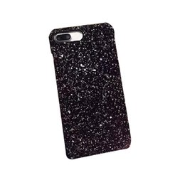 Sparkle powder online shopping - Gold Bling Powder Bling Siliver Phone Case For iphone x s S Plus Cellphone Bulk Sparkle Rhinestone Crystal Mobile Gel Cover