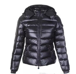 China Designer Jackets Hot Sale Women Winter Patch Down Jacket Casual Hip Hop Warm Trendy Jacket Male White Duck Down Womens Winter Coat Black cheap genuine down jacket suppliers
