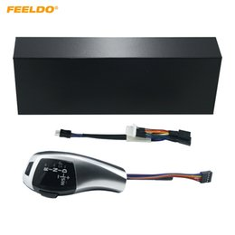 $enCountryForm.capitalKeyWord NZ - FEELDO Upgrade To LED Electronic Gear Shift Knob For BMW E90 Pre-facelift Facelifted E92 Pre-facelift E93 Pre-facelift E87 Facelifted #5816