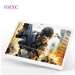 Discount hd tablet gps - BMXC Kids tablets Android 7.0 Octa Core 4GB RAM 32GB ROM 3G android tablet 10.1 inch 1280x800 HD IPS Wifi Bluetooth GPS