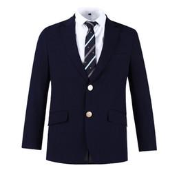 Chinese  Preppy style Japanese DK Mr. suit jacket men man male student uniforms Suit Jackets manufacturers
