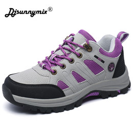 d8b69a3a029c High Quality Unisex Hiking Shoes New Autumn Winter Outdoor Mens Sport Cool  Trekking Mountain Woman Climbing Athletic Shoes