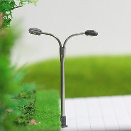 Discount light posts 2018 outdoor light posts on sale at dhgate 10 model railway train lamp post street lights z scale leds platform new lqs15 model train 1 200 railway modeling light posts for sale aloadofball Images