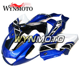 White abs thunderace online shopping - Free Gifts Complete ABS Fairings For Yamaha YZF1000R Thunderace Injection Motorcycle Blue Black White Bodywork