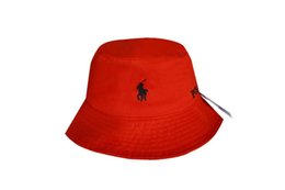 Sale polo online shopping - Fashion bucket cap Foldable Fishing Caps polo Bucket cap New Beach Sun Visor Sale Folding Man Bowler Cap For Mens Womens Good quality