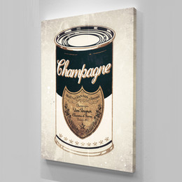"Spray Can Painting Australia - Unframed Alec Monopoly ""Champagne Can"",HD Canvas Print home decor wall art painting,office art culture"