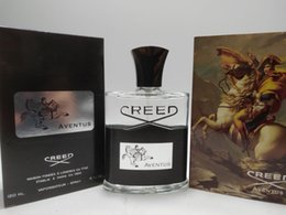 Wholesale 2018 New Creed aventus perfume for men ml with long lasting time good quality high fragrance capactity