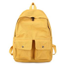 8672f391b06d DCIMOR High quality Canvas Backpack Female leisure backpacks Cute girls  School Bags Portable Women Backpack Book Bag Knapsack