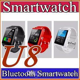 $enCountryForm.capitalKeyWord Canada - 500X U8 U Watch With sleep monitor pedometer stopwatch Bluetooth Smart Watch DZ09 GT08 A1 For iPhone Samsung HTC Android Smartphones A-BS