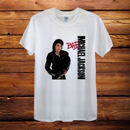 $enCountryForm.capitalKeyWord Australia - Michael Jackson Bad Top Design T-Shirt Men Unisex Women Funny free shipping Unisex Casual gift