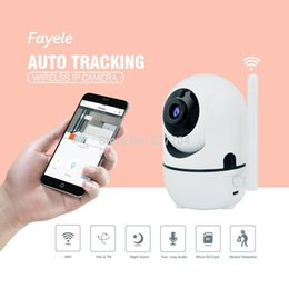 tilt wireless NZ - Super Mini Wireless WIFI 1080P IP Camera Night Vision Two Way Audio Recording Surveillance Network Indoor Baby Monitor Pan Tilt