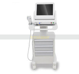 China 2018 Wrinkle Removal hifu machines for salon high intensity focused ultrasound Skin Tightening hifu machine for face supplier ultrasound machine for skin tightening suppliers