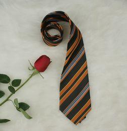 Gray Suit Champagne Tie Australia - Men's wedding tie, 155 cm long, twill, business tie, suitable for the groom business suit meeting