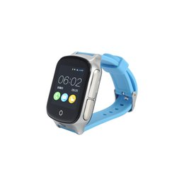 China Gps Camera 3g Australia - A19 3G GPS Smart Watch Touch Screen and Camera Compatible with Android and iOS phone Anti-Lost GPS Tracker for Kids Elderly
