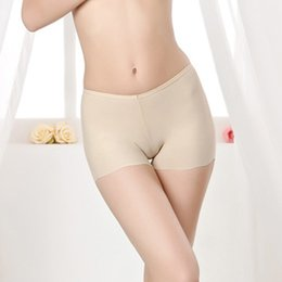4aaf20bcc7 Yesello Safety short pants for women summer underwear Slim inner shorts-Boxers  plus size safety short pants underwear