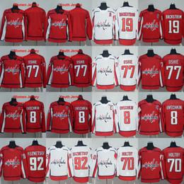 Ovechkin Jersey Youth NZ - Women Youth Men 8 Alex Ovechkin Jersey 2018  Season Washington Capitals 073c1c9a5