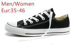 renben shoes black canvas 2019 - HOT SELLING RENBEN Classic shoes Low-Top & High-Top canvas shoes sneaker Men's  Women's canvas shoes Size EU35