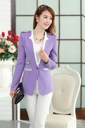 $enCountryForm.capitalKeyWord Canada - 2018 Autumn New Office Lady Korean Women Coat Single Button Slim Female Coat Sobretudo Feminino Jacket Womens