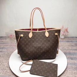 Top de luxo Da Marca de Couro real Mulheres sacos de Designer Totes Carteiras para Womens Couro Genuíno Cadeia Saco Sacos de Ombro GM PM Bolsa de Mão 8 cor.