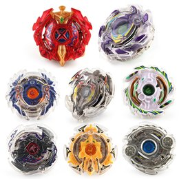 Rapidity Beyblade Wholesale NZ - Beyblade 3053 Rapidity 4D Metal Speed Humming Top Fighting Gyro Starter Set B12 B14 B15 B17 B20 B22 B23 Beyblades Toys for Kid B001