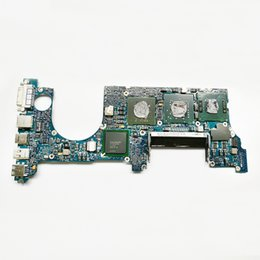 Chinese  Laptop Logic Board For Macbook Pro A1226 motherboard CPU T7500 2.2 GHz 820-2101-A MA895 LL A Mid 2007 manufacturers