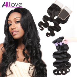 Great hair weaves online shopping - Indian Virgin Hair Wefts A Great Quality Human Hair Weave Peruvian Body Wave Straight Bundles Cheap Brazilian Hair Price