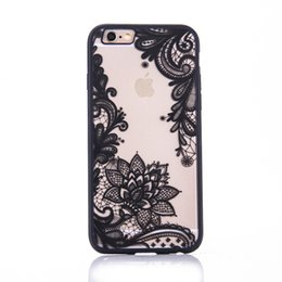 $enCountryForm.capitalKeyWord UK - Two-in-one TPU mobile phone shell for iPhone 6s 6plus lace lace mobile phone case for iPhone 7 8 X