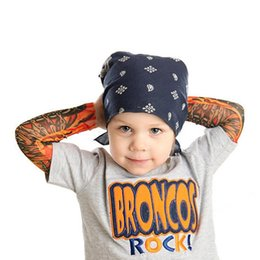 Men's Accessories Men's Arm Warmers 1pair Children Tattoo Sleeves Arm Cover Cartoon Print Uv Sleeve Arms Sunscreen Breathable Ice Silk Summer Tatoo Sleeve For Kids Easy To Use
