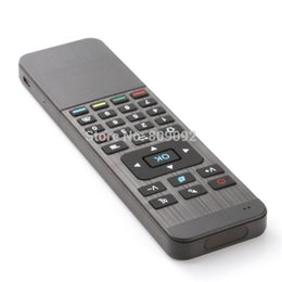 Keyboard Player UK - 2.4GHz Fly Air Mouse Wireless Keyboard Remote for Android Mini PC Smart TV Box PC Media Player Remote Controller