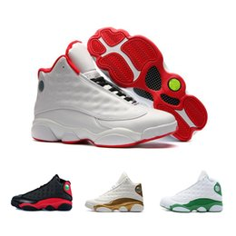 new product b8b72 1e129 NIKE air jordan 11  Con la Caja  2016 Nuevo Al Por Mayor Barato Nuevo 13 13s  Mens Zapatillas de Baloncesto Zapatillas XIII Zapatos de Calidad Original  EE.