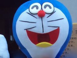 $enCountryForm.capitalKeyWord Canada - Doraemon cat cartoon Mascot Costume Fancy Dress adult one size suit