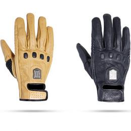 $enCountryForm.capitalKeyWord UK - ROCK BIKER motorcycle touch screen leather gloves yellow guantes moto men's&women's luva motociclista motorbike off road riding gloves