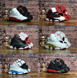 $enCountryForm.capitalKeyWord UK - Sport Kids 13 13s basketball shoes Chicago He got game Bred altitude DMP boys girls sneakers children baby sports shoes size 11C-3Y