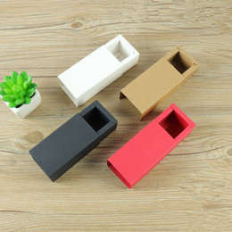 paper lipstick tubes 2019 - Hot 100pcs Lip Balm Tube Packaging Carton Box Lipstick Tube Carton DIY Tool 8*2.5*2.5cm fast shopping jc-328 cheap paper