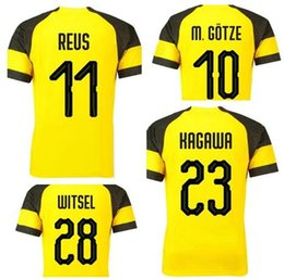 aeba96ec126 Soccer Jersey Customize UK - 18-19 mens Thai Quality Customized Pulisic 22 soccer  jerseys