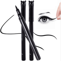 $enCountryForm.capitalKeyWord NZ - NEW Beauty eye liner Cat Style Black Long-lasting Waterproof Liquid Eyeliner Eye Liner Pen Pencil Makeup Cosmetic Tool bea487